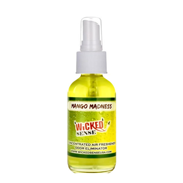 Odor Eliminator Air Freshener Wicked Sense Mango Madness