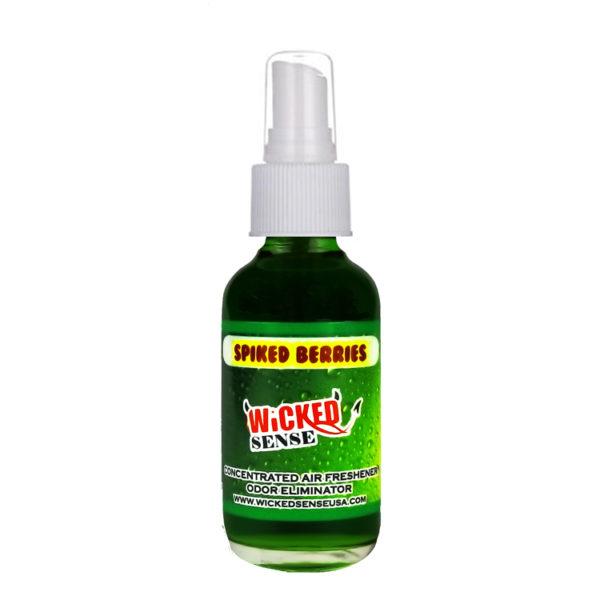 Odor Eliminator Air Freshener Wicked Sense Spiked Berries