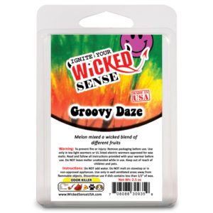 Groovy Daze Hand Poured Wax Melts
