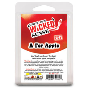 Apple Hand Poured Wax Melts