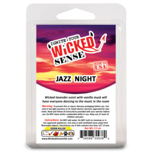Jazz Night Hand Poured Wax Melts