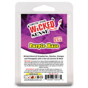 Purple Haze Hand Poured Wax Melts
